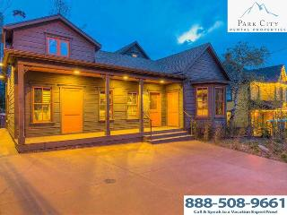 Abode at Quit 'N Time - Utah Ski Country vacation rentals