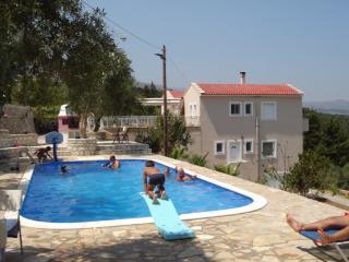 Villa Paradise. Pool Villa spread over 3 levels - Chania Prefecture vacation rentals