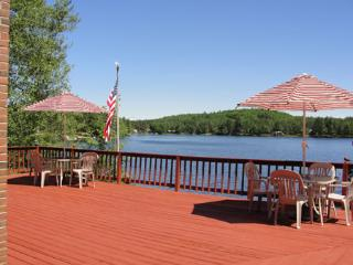 Maine Lake House - Brownfield vacation rentals