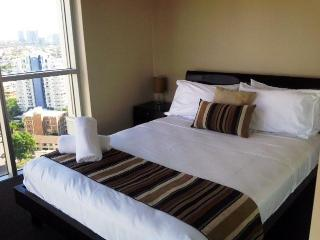 Chevron Renaissance River View 2 Bedroom Apt. - Mudgeeraba vacation rentals