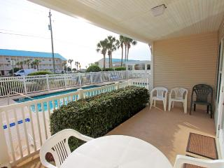 Grand Caribbean East 106 -- Book Online!! Across Street from the Beach! Buy 3 nights or more get 1 FREE thru Feb 2015! - Destin vacation rentals
