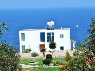 STUNNING Cliff top villa overlooking the sea - Ayios Amvrosios vacation rentals