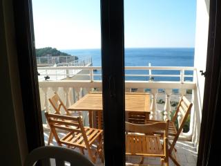 Family Apt with amazing sea view & acces to sea - Przno vacation rentals
