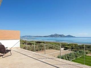 Great Waterfront house Playa de Muro - Playa de Muro vacation rentals