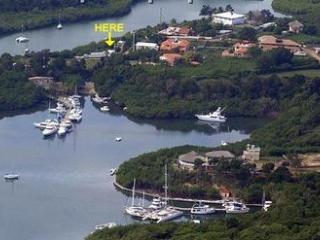 Water front Villa 50' Dock, mountain & water views - Luperón vacation rentals