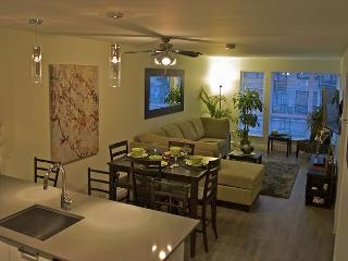 Luxurious & Spacious Condo starting at $150 CAD including underground parking - Vancouver Island vacation rentals