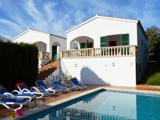 Lovely 3 bedroom Cala Galdana Villa with Internet Access - Cala Galdana vacation rentals