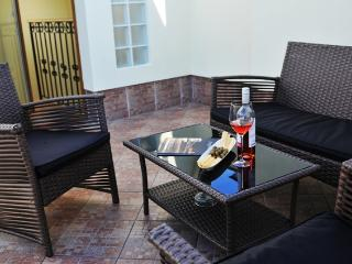Lovely flat with ROOF TERRACE close to Parliament - Budapest vacation rentals