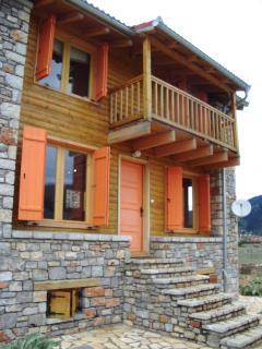 2 bedroom Chalet with Internet Access in Arachova - Arachova vacation rentals