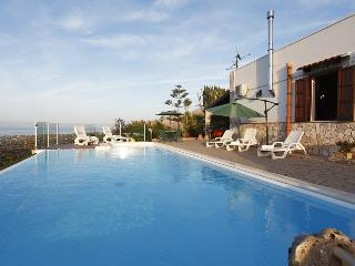 Villa del Poggio with pool and sea view - Castellammare del Golfo vacation rentals
