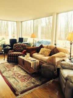 Unique, Modern, & Private 3 bedroom on 6 acres - South Salem vacation rentals