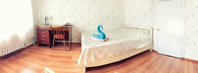 "Bedroom - 2-room apartment ""Nelly"" (Old town) - Minsk - rentals"