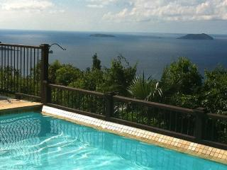 Out of the Bleu - Caneel Bay vacation rentals