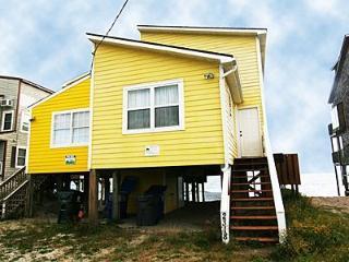 'Sally's Seaside Sara-Nate - North Topsail Beach vacation rentals
