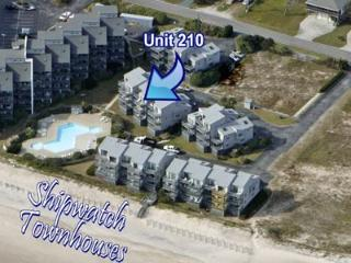 Shipwatch Townhomes II 210 - North Topsail Beach vacation rentals