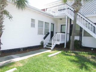 "1208 Palmetto Blvd - ""Ocean Villa #5"" - Edisto Beach vacation rentals"