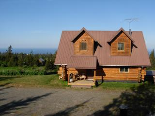 Acclaimed View Log Cabin, - Homer vacation rentals