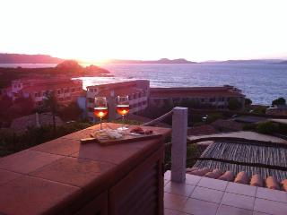 Apartment 6 beds wonderful panorama and pool - Baia Sardinia vacation rentals