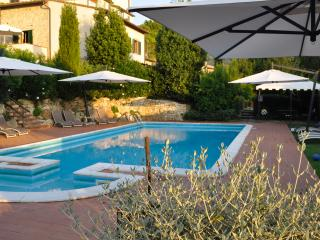 Farmhouse holiday rental with private pool and garden in San Gimignano - San Gimignano vacation rentals
