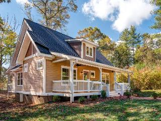 The Monarch House | Newly Built Craftsman Home in Black Mountain - Black Mountain vacation rentals
