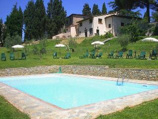 Perfect 2 bedroom Apartment in Montespertoli with Internet Access - Montespertoli vacation rentals