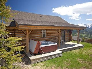 Cozy Cabin with Private Hot Tub: Ski-In/Out in Winter, Yellowstone in Summer - Big Sky vacation rentals