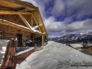 Book Summer 2015 Now! Cozy 2 Bedroom Mountain Cabin Close to Yellowstone. - Big Sky vacation rentals