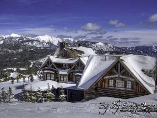 The Ultimate Luxury Ski House Getaway: Magnificent 6 Bedroom Home - Montana vacation rentals