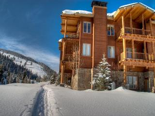 Great Value 2 Bedroom Ski-In Ski-Out Condo at Base of Lone Moose Chairlift - Big Sky vacation rentals