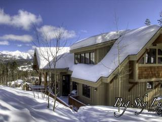 Mountain Home 2 Full Moon: Private Hot Tub, Ski-In/Out, Near Yellowstone - Big Sky vacation rentals