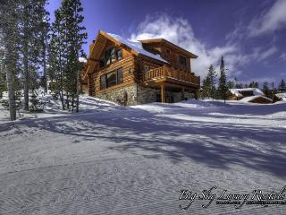 Book Summer 2015 Now! Spacious 4 Bedroom Mountain Cabin Close to Yellowstone - Big Sky vacation rentals