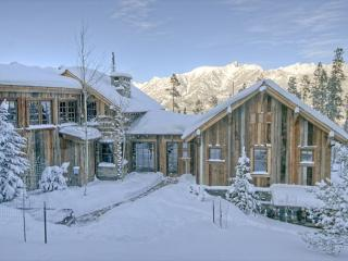 Beautiful 4 Bedroom Luxury Ski-In Ski-Out Private Home - Montana vacation rentals