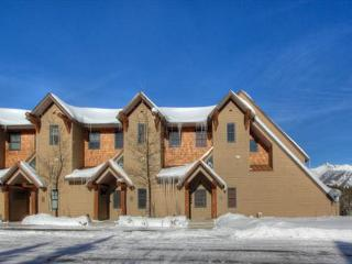Fully Remodeled 3 Bedroom Ski-In Ski-Out Townhome: Ski & Stay Special! - Big Sky vacation rentals