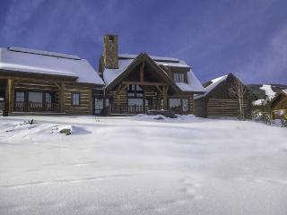 Luxury Mountain Cabin Near Yellowstone: Private Club, Book Summer 2016 Now - Big Sky vacation rentals