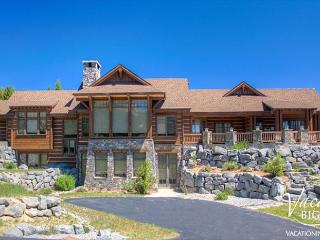 6 Bedroom with Spectacular Mountain Views: Spacious for Whole Family - Big Sky vacation rentals