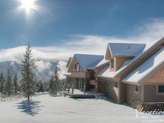 Spectacular New 6BD Home: Mountain Views, Hot Tub, Sauna, Game Room and More! - Montana vacation rentals