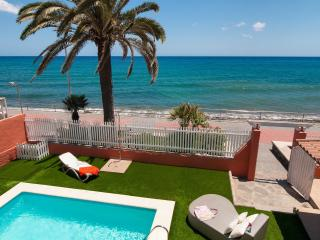 Superb Villa at the Beach Front Veril Playa - Montana La Data vacation rentals