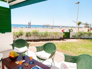 "Superb Prop. at the Beach Front ""Playa Las Burras"" 1 - Maspalomas vacation rentals"