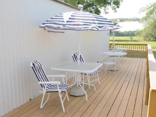 Enjoy the Kansas Flint Hills from your Back Door! - Maple Hill vacation rentals