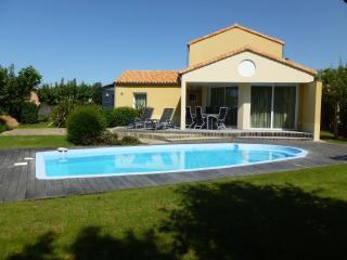 Vendee Villa Sophora 8P private heatable pool - Les Sables-d'Olonne vacation rentals