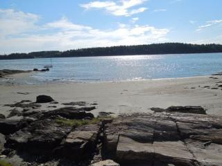 BLACKBERRY COVE COTTAGE | INDIAN POINT | GEORGETOWN |PRIVATE BEACH FRONT | SHALLOW WATER | A-FRAME HOME | INCREDIBLE VIEWS & LOCATION - Georgetown vacation rentals