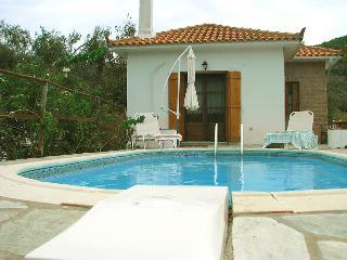 Skopelos Agravlis Villa swimm pool - Skopelos vacation rentals