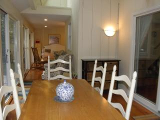 Pool Home, Sleeps 8, Barnstable Village with Beach Pass - Barnstable vacation rentals