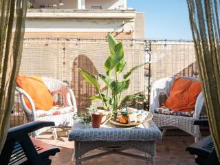 Massimo's Terrace in Old Town - Palermo vacation rentals
