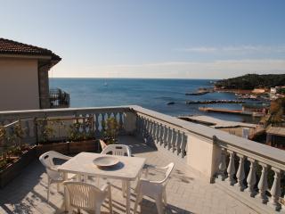 Villa Fiorella- bilocale con terrazza vista mare - Castiglioncello vacation rentals