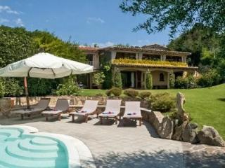Elegant Family-Friendly Villa Crystal boasts Gym, Pool & Access to Private Beach - Sardinia vacation rentals