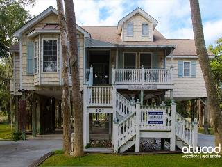 Big Honey Do - Adorable Beach Walk Home - Edisto Island vacation rentals