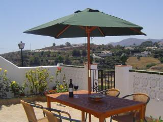 House with lovely views yet walkable to Nerja centre. POOL, AIRCON and wifi - Nerja vacation rentals