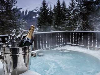 Lovely Morzine Ski App, 2 bdrm, sleeps 6, hot tub - Morzine-Avoriaz vacation rentals