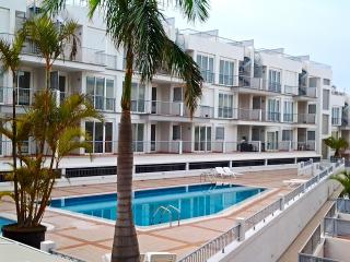 All New Apartment, roof terrace, sleeps 2, B308 - Los Gigantes vacation rentals